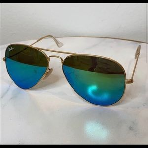 COPY - RAY BAN AVIATOR SUNGLASSES